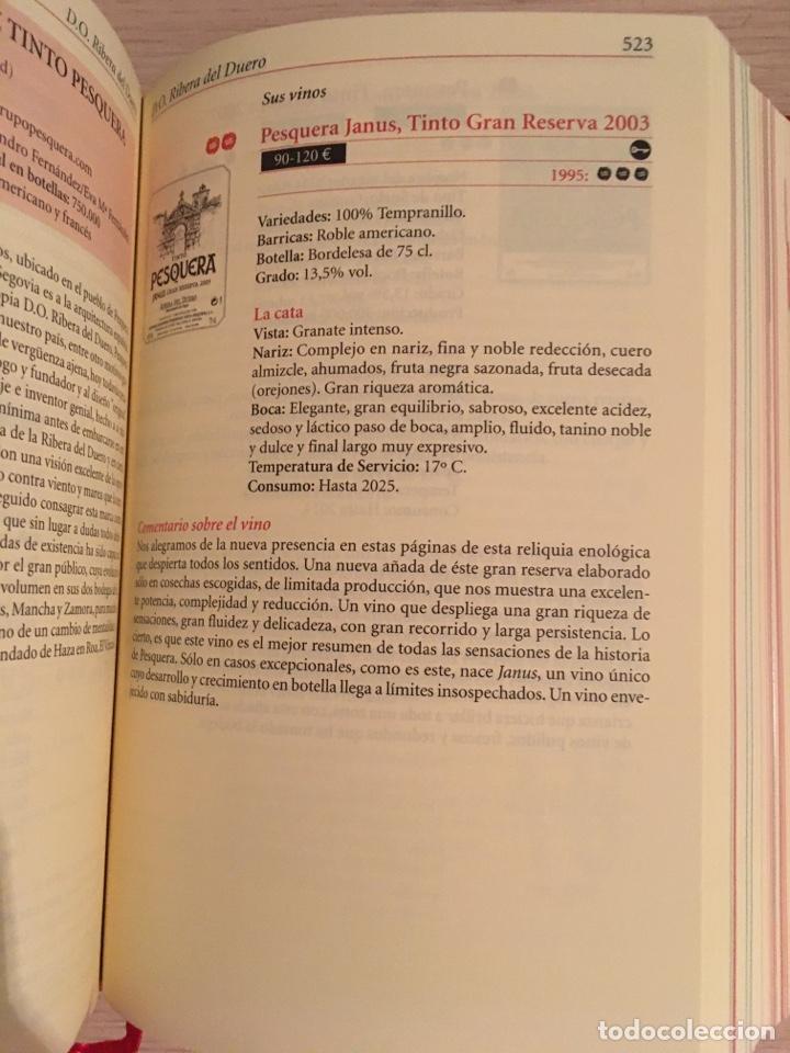 Libros: LA GUÍA DE NUESTROS MEJORES VINOS - Foto 2 - 186437361