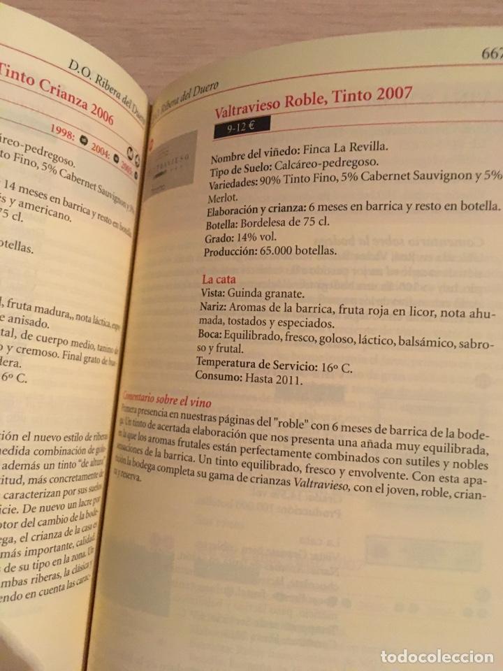 Libros: LA GUÍA DE NUESTROS MEJORES VINOS - Foto 3 - 186437361