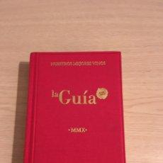 Libros: LA GUÍA DE NUESTROS MEJORES VINOS. Lote 186437361