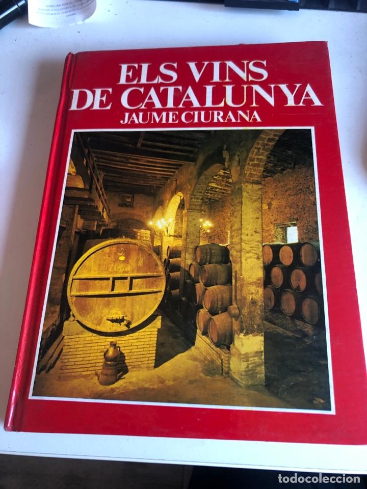 ELS VINS DE CATALUNYA (Libros Nuevos - Ocio - Vinos)