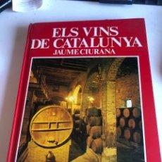 Libros: ELS VINS DE CATALUNYA. Lote 190500577