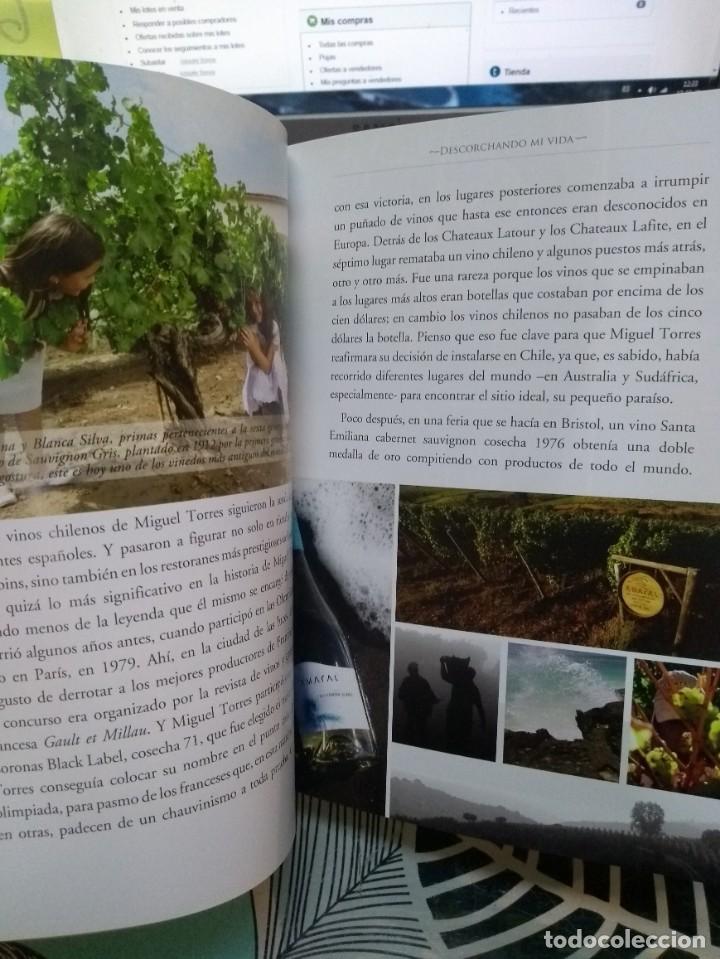 Libros: Descorchando mi vida: 30 años de Máster Sommelier / Héctor Vergara - Foto 5 - 196238645