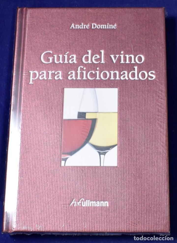 GUÍA DEL VINO PARA AFICIONADOS - ANDRÉ DOMINÉ (Libros Nuevos - Ocio - Vinos)