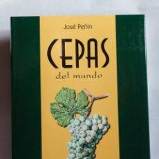 Libros: CEPAS DEL MUNDO. Lote 210359841
