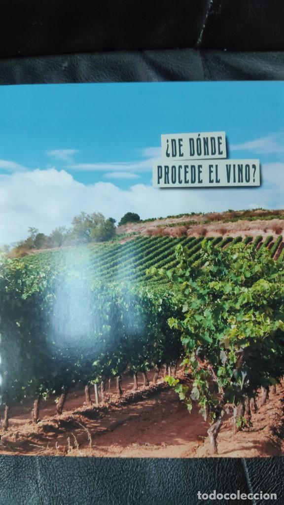 Libros: CUADERNO DEL VINO Y LA BODEGA ( LAROUSSE ) - Foto 7 - 210734704