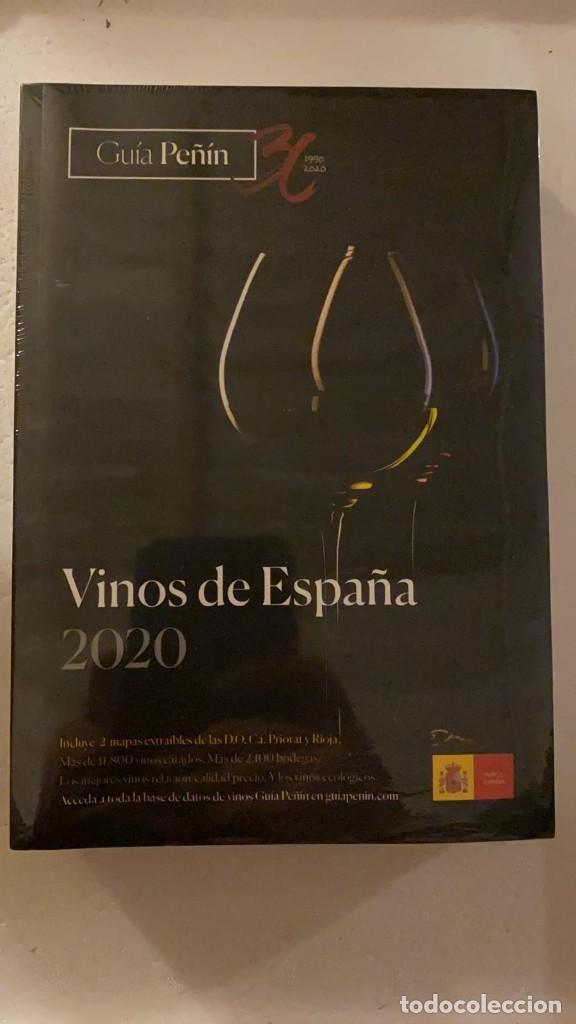 VINOS DE ESPAÑA 2020. GUÍA PENÍN. (Libros Nuevos - Ocio - Vinos)