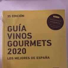 Libros: GUÍA VINOS GOURMETS 2020. Lote 214683491