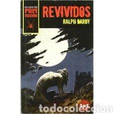 Libros: REVIVIDOS (TERROR PULP FICCION). Lote 222114110
