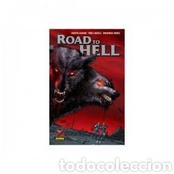ROAD TO HELL- MADE IN HELL Nº63 (Libros Nuevos - Ocio - Vinos)