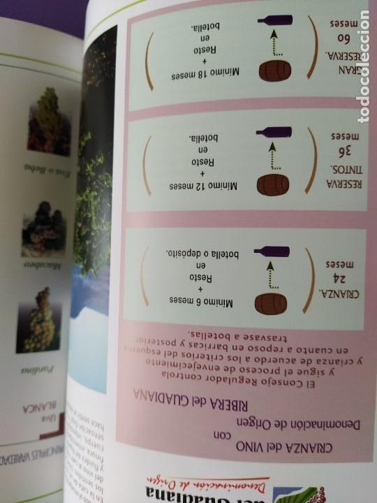 Libros: GUIA DEL VINO DE EXTREMADURA. 343 PAGINAS. CON ILUSTRACIONES. 2004. - Foto 23 - 222166482