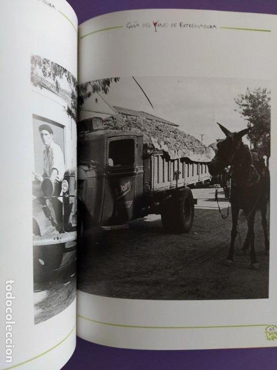 Libros: GUIA DEL VINO DE EXTREMADURA. 343 PAGINAS. CON ILUSTRACIONES. 2004. - Foto 24 - 222166482