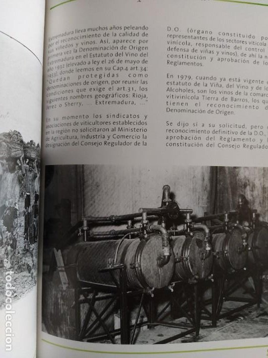 Libros: GUIA DEL VINO DE EXTREMADURA. 343 PAGINAS. CON ILUSTRACIONES. 2004. - Foto 27 - 222166482
