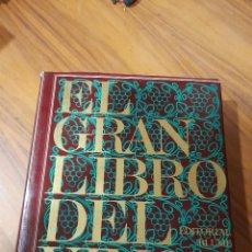 Livros: GRAN LIBRO DEL VINO, BLUME, 1980. Lote 225061160