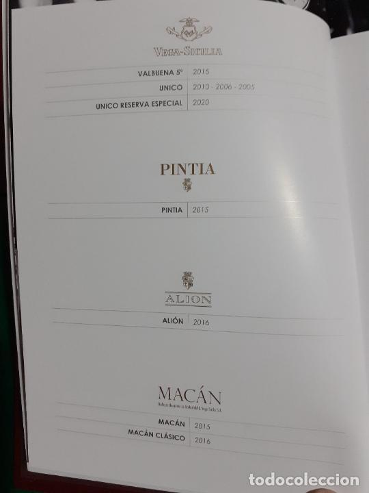 Libros: CATALOGO DE VINOS BODEGA VEGA SICILIA (AÑO 2020) - Foto 6 - 237886450