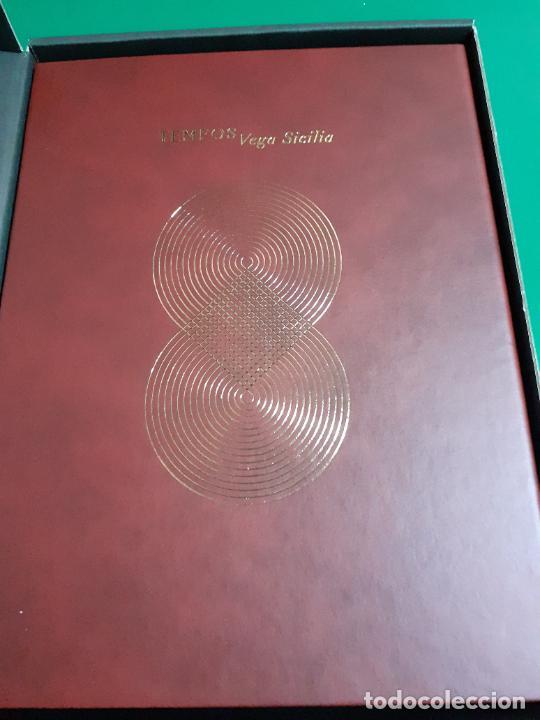 Libros: CATALOGO DE VINOS BODEGA VEGA SICILIA (AÑO 2020) - Foto 3 - 237886450