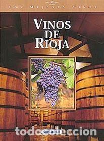 Libros: LOTE DE 7 LIBROS VINOS DE ESPAÑA. - Foto 6 - 238413815