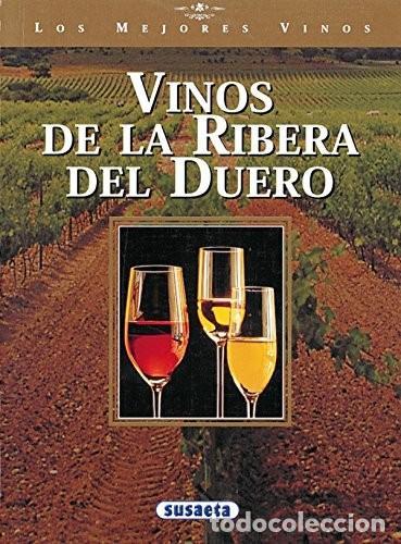 LOTE DE 7 LIBROS VINOS DE ESPAÑA. (Libros Nuevos - Ocio - Vinos)