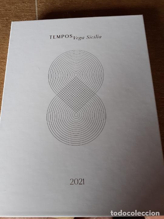 Libros: CATALOGO DE VINOS BODEGAS VEGA SICILIA (AÑO 2021) - Foto 4 - 238753110