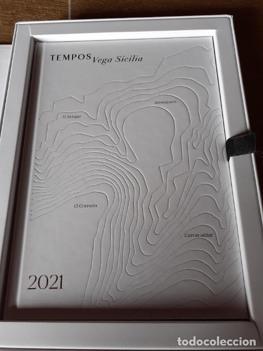 CATALOGO DE VINOS BODEGAS VEGA SICILIA (AÑO 2021) (Libros Nuevos - Ocio - Vinos)