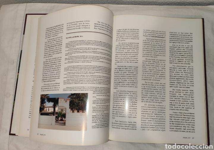 Libros: Libro - Penedès, el vi - P&R comunicacions - 1995 - EDICIONS I COMUNICACIÓ. Tapa dura, 168 págs - Foto 7 - 241039125