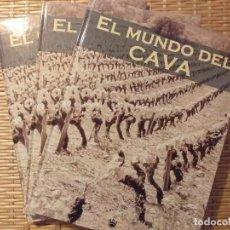 Libros: EL MUNDO DEL CAVA. Lote 241917735