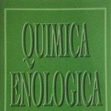 Libros: QUIMICA ENOLÓGICA. MUNDI PRENSA. NUEVO. Lote 248712725