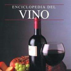 Libros: ENCICLOPEDIA DEL VINO.. Lote 252669065