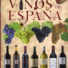 Libros: VINOS DE ESPAÑA. Lote 261589270