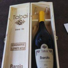 Libri: 1 MAGUM BAROLO TABAI EDIZIONE LIMITED CHANEL YEAR 2016. Lote 283331653