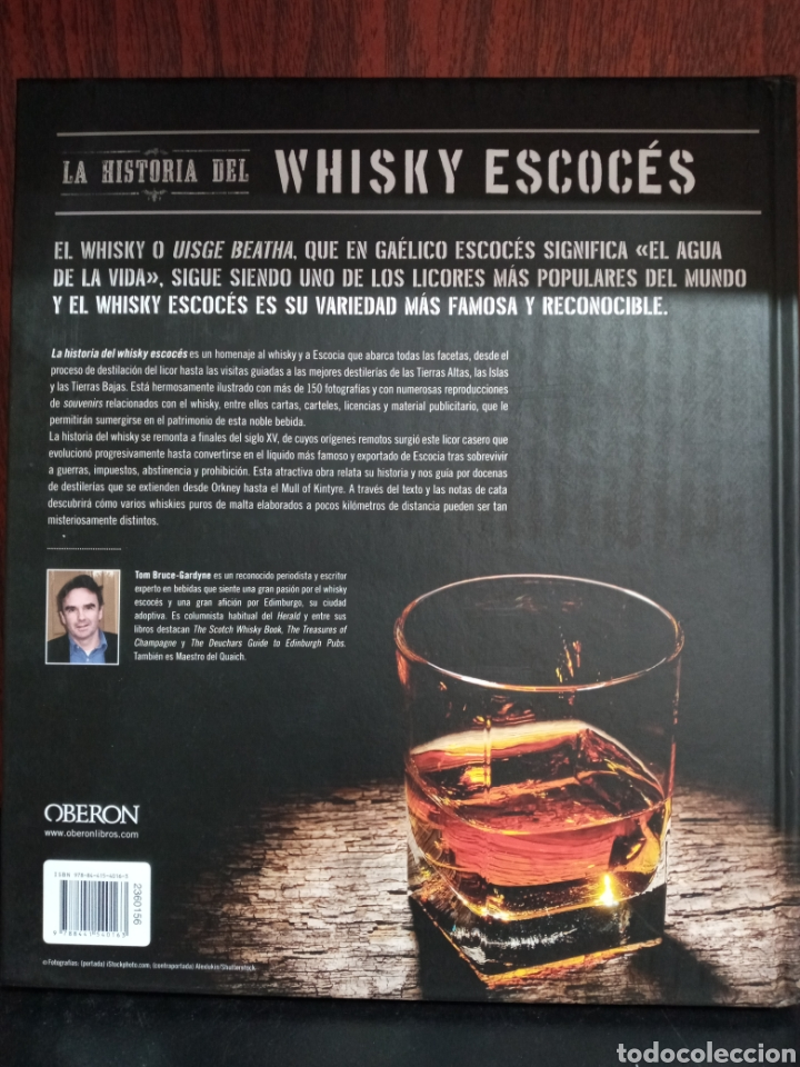 Libros: LIBRO DEL WHISKY ESCOCES. - Foto 10 - 288508958