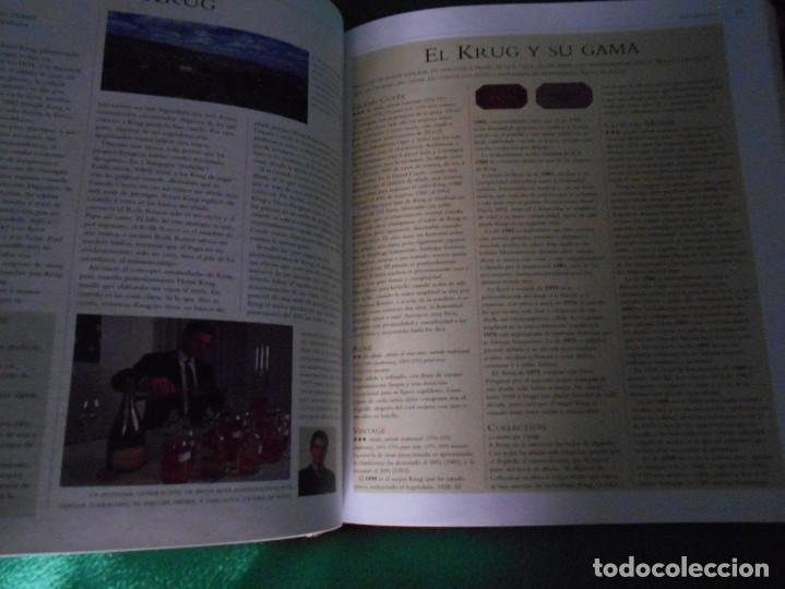 Libros: ATLAS ILUSTRADO EL CHAMPAN Y EL CAVA Y OTROS VINOS ESPUMOSOS SUSAETA - Foto 4 - 289630978