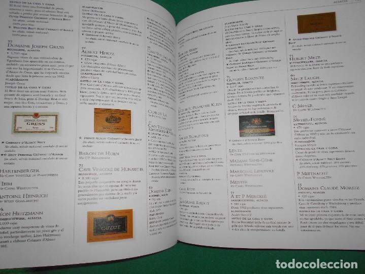 Libros: ATLAS ILUSTRADO EL CHAMPAN Y EL CAVA Y OTROS VINOS ESPUMOSOS SUSAETA - Foto 7 - 289630978