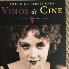Libri: VINOS DE CINE.EMILIO GUTIERREZ CABA. Lote 290796278