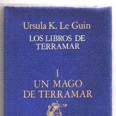 Libros: UN MAGO DE TERRAMAR - VOL. I - URSULA K. LE GUIN - MINOTAURO. Lote 5396655