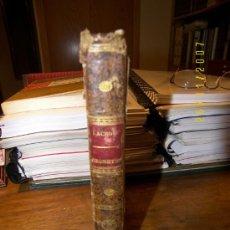 Libros: GEOMETRIA DE LACROIX. Lote 27514760