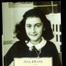 Libros: LIBRO DIARIO ANA FRANK. Lote 26869567