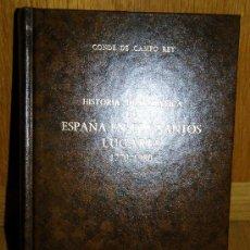 Libros: HISTORIA DIPLOMATICA DE ESPAÑA EN LOS SANTOS LUGARES 1770-1980. Lote 27514753