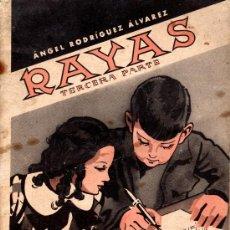 Libros: RAYAS - 3ª PARTE. Lote 27606452