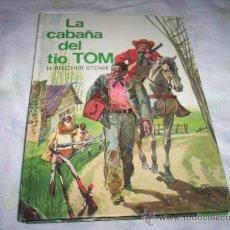 Libros: LA CABAÑA DEL TIO TOM DE HARRIET BEECHER STOWE , EDITORIAL SUSAETA. Lote 26694415
