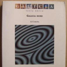 Libros: GALICIA. TERRA ÚNICA. GALICIA HOXE. VIGO (EDICIÓN BILINGÜE). Lote 12610774