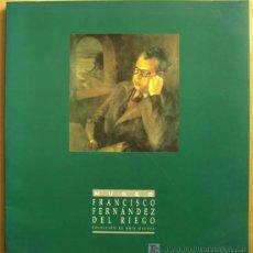 Libros: MUSEO FRANCISCO FERNÁNDEZ DEL RIEGO.COLECCIÓN DE ARTE GALEGA ( TRILLINGÜE ). Lote 12606538