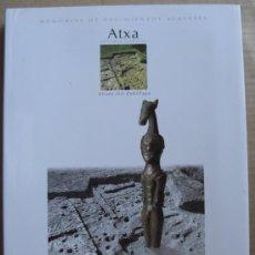 Libros: ATXA ( VITORIA - GASTEIZ ) : MEMORIA DE LAS EXVACIONES ARQUEOLÓGICAS 1982 - 1988. Lote 12711645