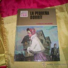 Libros: COLECCION HISTORIAS COLOR Nº 3 , LA PEQUEÑA DORRIT DE CARLOS DICKENS , EDIT. BRUGUERA. Lote 26810815