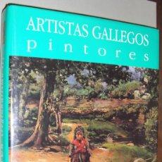 Libros: ARTISTAS GALLEGOS. ESCULTORES ( REGIONALISMO II ). COLECCIÓN DE ARTE DE GALICIA. Lote 14292622