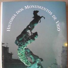 Libros: HISTORIA DOS MONUMENTOS DE VIGO. Lote 14269143