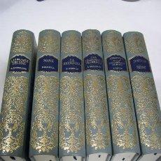 Libros: LOTE FORMADO POR 6 VOLÚMENES DE LA EDICIÓN DE . Lote 26446291