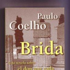 Libros: BRIDA PAULO COELHO 11 EDICION PLANETA 2000 . Lote 26662722