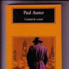 Libros: CIUDAD DE CRISTAL ISBN 8433914766 AUSTER, PAUL . Lote 27510853