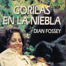 Gorilas en la niebla de dian fossey editori comprar for Gorilas en la niebla