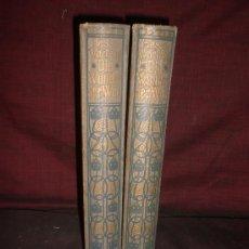 Libros: 0186- DIE WUNDER DERWELT EDIT. UNION DEUTSCHE BERLAGSGESELLSCHAFT. S/F ERNST VON HESSE. 2 VOL. . Lote 19239530
